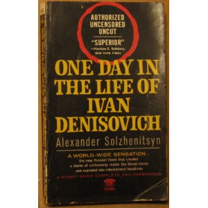 a summary of a book one day in life of ivan denisovich A quiz over the book one day in the life of ivan denisovich written by alexander solzheintsyn: the oatmeal given in the labor camps of siberia is very f.