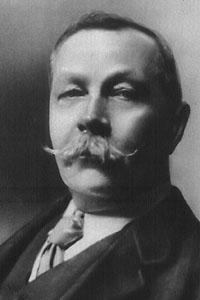 Arthur Conan Doyle pic