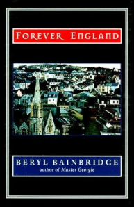 Forever England book cover