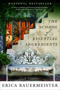 The School of Essential Ingredients book cover