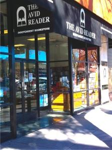 The Avid Reader Davis