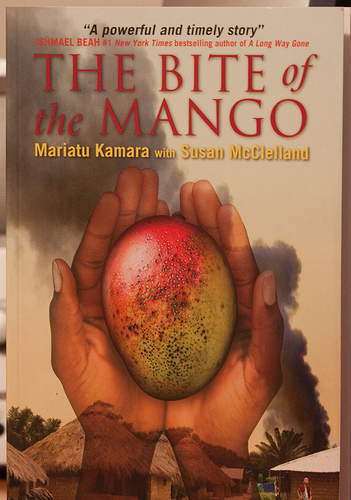 Bite of the Mango book