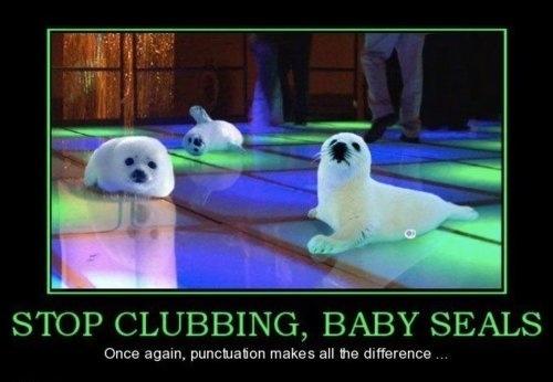 Grammar humor - commas