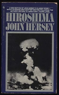 an analysis of the book hiroshima by john hersey Thursday is the seventieth anniversary of the atomic bombing of hiroshima to mark it, we've made all of hiroshima, john hersey's landmark 1946 report on the bombing and its aftermath.