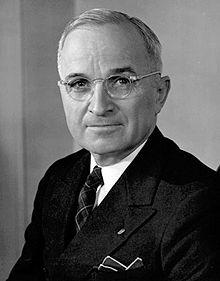 U.S. President Harry S. Truman