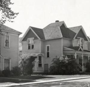 A practice cottage at the University of Idaho. Not sure when this pic was taken, but the building stood between 1920-1966.