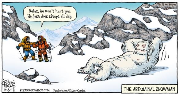 the-abdominal-snowman