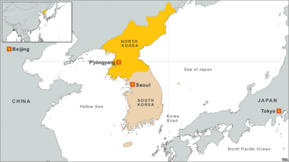 Korea_world_map